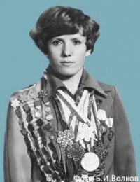 Зинаида Амосова