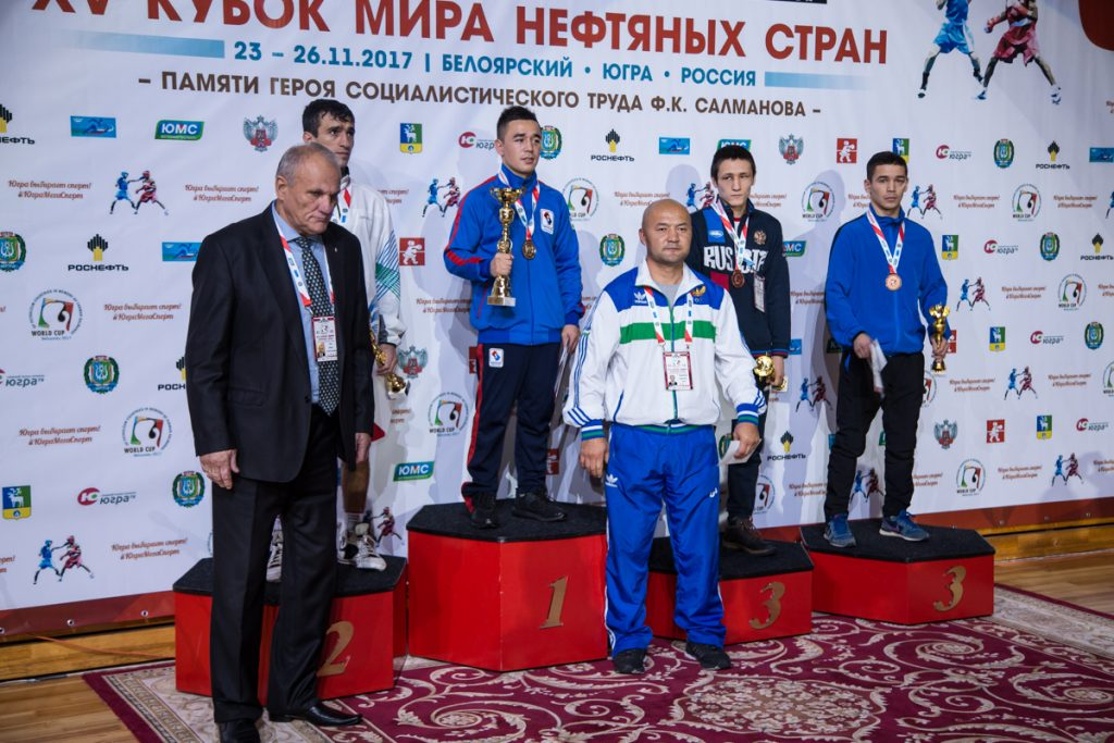 Артур Ложников, 3 место