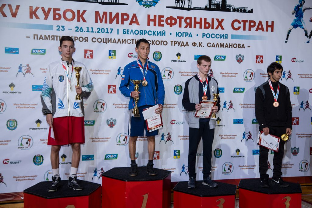 Артыш Соян, 1 место