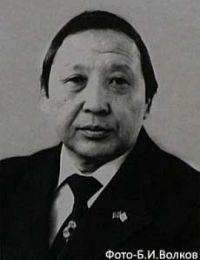 Клим Самсонович Олзоев